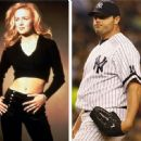 Roger Clemens and Mindy Mccready