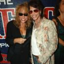 Carly Simon and Steven Tyler