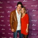Michael Trucco and Sandra Hess