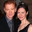 Margaret Buckley and David Caruso