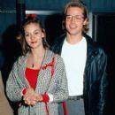 Brad Pitt and Shalane Mccall - 418 x 594
