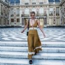 Jennifer Lawrence at the Chateau de Versailles in Versailles - 454 x 454