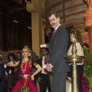 Princesa Letizia de Asturias and Felipe de Borbon :  Inugurate FITUR International Tourism Fair 2018