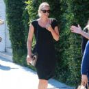 Maria Sharapova is seen out and about in Los Angeles, California on August 1, 2016