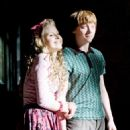 Rupert Grint and Jessica Cave