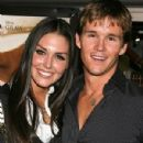 Taylor Cole and Ryan Kwanten