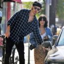 Vanessa Hudgens – Out for coffee in Los Angeles