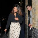 Priyanka Chopra – Night out at the Chiltern Firehouse in London - 454 x 719