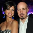 Morena Baccarin and Austin Chick