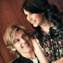 Emma Roberts and Alex Pettyfer
