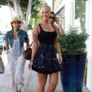 Amber Rose in Beverly Hills, California - July 19, 2010
