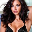 Adriana Lima Victoria's Secret Catalog January 2012