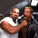Bill Goldberg and Diamond Dallas Page in Warner Brothers' Ready To Rumble - 2000