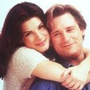 Sandra Bullock and Bill Pullman
