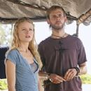 Emilie De Ravin and Dominic Monaghan