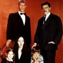 Ted Cassidy on The Addams Family