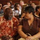 Brown (David Mann) and Cora (Tamela Mann) in TYLER PERRY'S MADEA GOES TO JAIL. Photo credit: Alfeo Dixon.