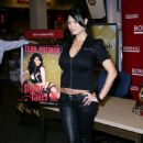 """Tera Patrick - Signs Copies Of Her New Book """"Sinner Takes All"""" In Las Vegas - 08.01.2010"""