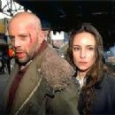 Bruce Willis and Madeleine Stowe