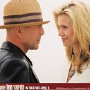 Bruce Willis and Natasha Henstridge