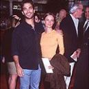 Gabrielle Anwar and Johnathon Schaech