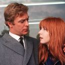 Jane Asher and Michael Caine