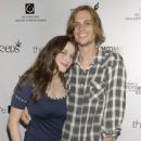 Matthew Gray Gubler and Kat Dennings