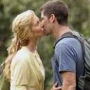 Elizabeth Mitchell and Matthew Fox