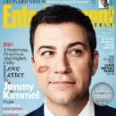Jimmy Kimmel - Entertainment Weekly Magazine Cover [United States] (13 March 2015)