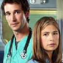 Noah Wyle and Maura Tierney