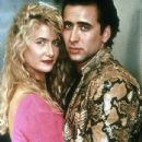 Nicolas Cage and Laura Dern