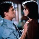 Michael Douglas and Jeanne Tripplehorn
