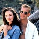 Kevin Costner and Madeleine Stowe