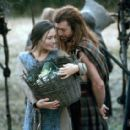 Mel Gibson and Catherine McCormack