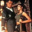 Pierce Brosnan and Denise Richards