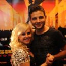 Ryan Thomas and Tina O'brien