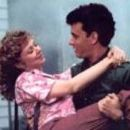 Tom Hanks and Shelley Long