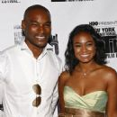Tatyana Ali and Tyson Beckford