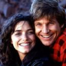 Jeff Bridges and Karen Allen