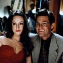 Kurt Russell and Madeleine Stowe