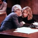 Barbra Streisand and Richard Dreyfuss