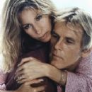 Barbra Streisand and Nick Nolte