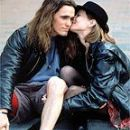 Bridget Fonda and Matt Dillon