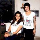 Bipasha Basu gets styled at Mad-O-Wat Salon - 454 x 301