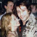 Jay Kay and Kylie Minogue