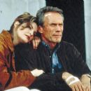 Clint Eastwood and Rene Russo