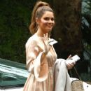 Maria Menounos – Arrives at Khloe Kardashian's Baby Shower in LA