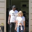 Lindsey Vonn – Out in Paris