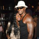 Foxy Brown and Tyson Beckford - 454 x 637