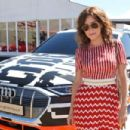 Anna Friel – Audi Polo Challenge in Berkshire